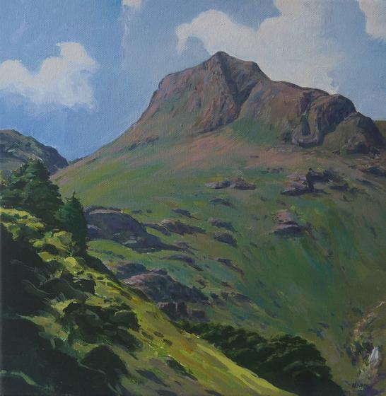 Harrison Stickle, Lake District